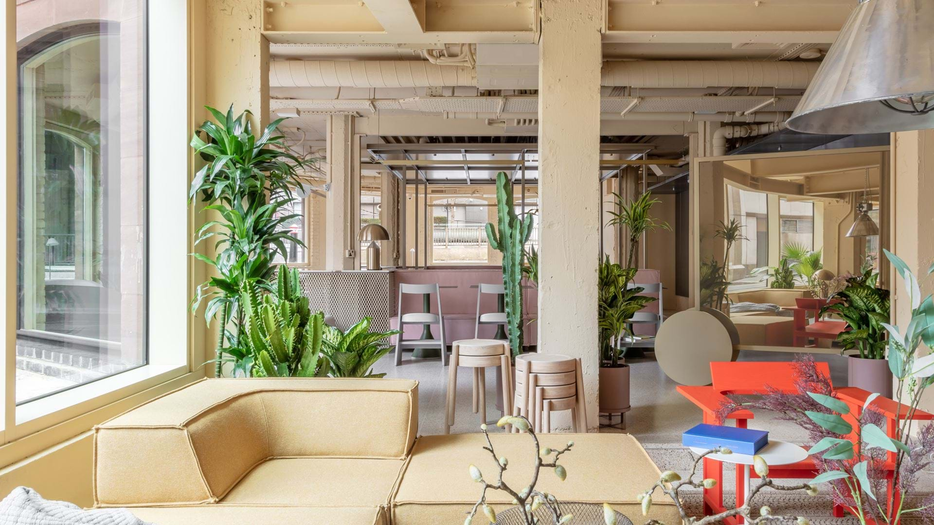 London | Design-led Aparthotel, Locke