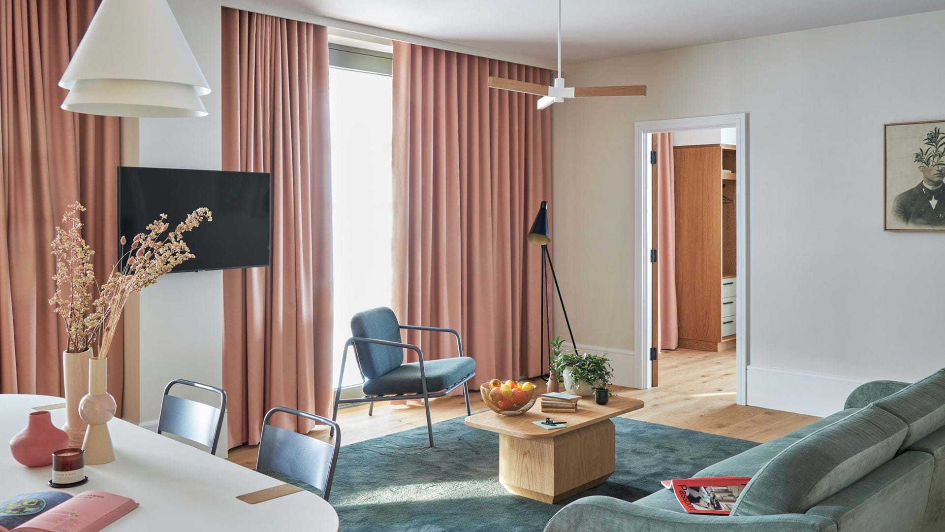 Two Bedroom Apartment: Turing Locke, Eddington | Cambridge | Design-led Aparthotels, Locke